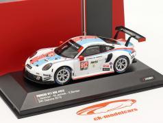 Porsche 911 RSR #912 3rd GTLM-Klasse 24h Daytona 2019 Porsche GT Team 1:43 Ixo