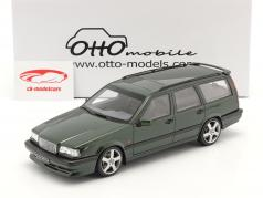 Volvo 850 T5 R Ano de construção 1995 verde escuro metálico 1:18 OttOmobile