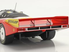 Porsche 962C #17 2位 24h LeMans 1988 Porsche AG 1:18 Norev