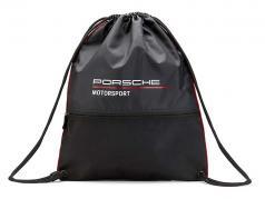 Porsche Motorsport 2021 Pull Bag 黑色的