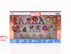 Marvel Set 20 personagens Series 6 Jada Toys