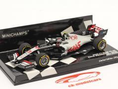 Kevin Magnussen Haas VF-20 #20 Abu Dhabi GP fórmula 1 2020 1:43 Minichamps