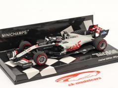 Romain Grosjean Haas VF-20 #8 Bahréin GP fórmula 1 2020 1:43 Minichamps