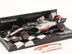 Romain Grosjean Haas VF-20 #8 バーレーン GP 方式 1 2020 1:43 Minichamps