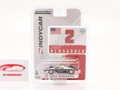 Josef Newgarden Chevrolet #2 IndyCar Series 2021 1:64 Greenlight