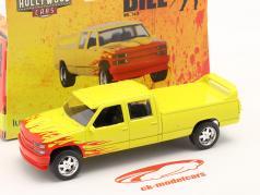 Chevrolet C-2500 Custom Crew Cab 1997 电影 Kill Bill (2003) 黄色 1:43 Greenlight