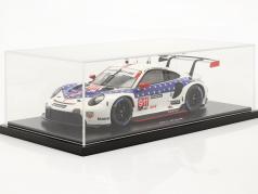 Porsche 911 RSR #911 勝者 GTLMクラス 12h Sebring IMSA 2020 1:18 Spark