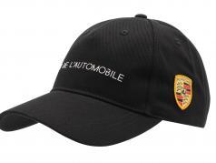 Porsche 帽 L'ART DE L'AUTOMOBILE 黑色的
