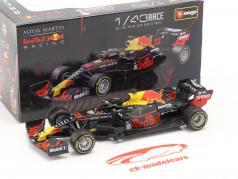 Max Verstappen Red Bull RB16 #33 优胜者 Abu Dhabi GP 公式 1 2020 1:43 Bburago