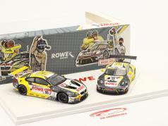 2 Car Set Rowe Porsche 911 GT3 R Winner 24h Spa & BMW M6 GT3 24h Nürburgring 2020 1:43 Spark