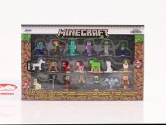 Minecraft Set 20 人物 系列 6 Jada Toys