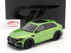 Audi RSQ8-R ABT 建设年份 2020 爪哇 绿色 金属的 1:18 GT-SPIRIT
