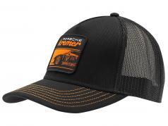 Kremer Racing 帽 Jäger Porsche 935 K3 黑色的 / 橘子