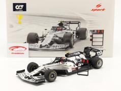 Pierre Gasly AlphaTauri AT01 #10 Ganador Italia GP fórmula 1 2020 1:18 Spark