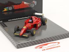 Michael Schumacher Ferrari 412 T2 prøve Fiorano 1995 1:43 Ixo