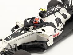 Pierre Gasly AlphaTauri AT01 #10 Vencedora Itália GP Fórmula 1 2020 1:18 Spark