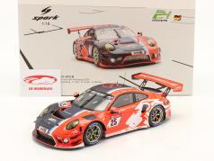 Porsche 911 GT3 R #25 24h Nürburgring 2020 Huber Motorsport 1:18 Spark