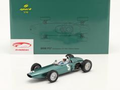 Richie Ginther BRM P57 #5 第二 摩纳哥 GP 公式 1 1963 1:18 Spark