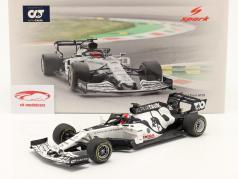 Daniil Kvjat AlphaTauri AT01 #26 Italy GP formula 1 2020 1:18 Spark