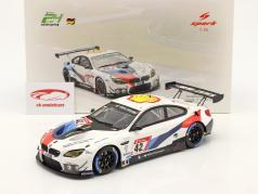 BMW M6 GT3 #42 第三名 24h Nürburgring 2020 BMW Team Schnitzer 1:18 Spark
