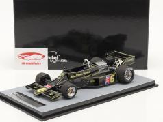 Gunnar Nilsson Lotus 77 #6 摩纳哥 GP 公式 1 1976 1:18 Tecnomodel