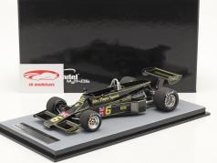 Mario Andretti Lotus 77 #6 巴西 GP 公式 1 1976 1:18 Tecnomodel