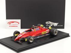 Patrick Tambay Ferrari 126C2 #27 第二 意大利语 GP 公式 1 1982 1:18 GP Replicas