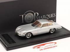 Lamborghini 350 GT Coupe Baujahr 1964 silber 1:43 TopMarques