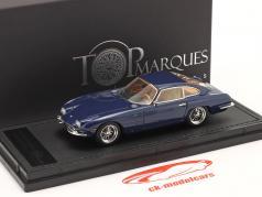 Lamborghini 350 GT Coupe Baujahr 1964 blau 1:43 TopMarques