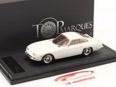 Lamborghini 350 GT Coupe Baujahr 1964 weiß 1:43 TopMarques