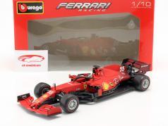 Carlos Sainz jr. Ferrari SF21 #55 formel 1 2021 1:18 Bburago