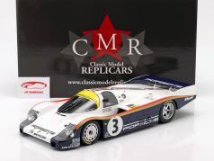 Porsche 956 LH #3 vinder 24h LeMans 1983 Schuppan, Haywood, Holbert 1:12 CMR