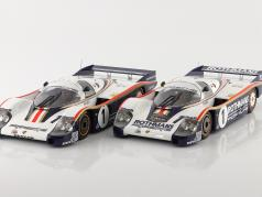 Porsche 956 LH #3 gagnant 24h LeMans 1983 Schuppan, Haywood, Holbert 1:12 CMR