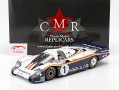 Porsche 956 LH #1 vencedora 24h LeMans 1982 Ickx, Bell 1:12 CMR