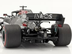 George Russell Mercedes-AMG F1 W11 #63 Sakhir GP formel 1 2020 1:18 Minichamps