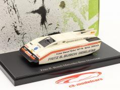 Fritz B. Busch Mercedes-Benz Dieselstar World Record Car 1975  1:43 AutoCult