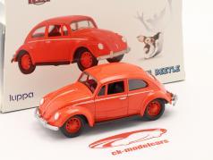 Volkswagen VW 甲虫 1967 电影 Gremlins (1984) 橘子 1:43 Greenlight