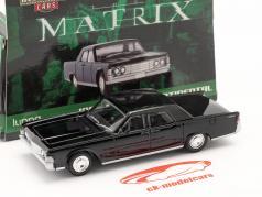 Lincoln Continental 1965 电影 The Matrix (1999) 黑色的 1:43 Greenlight