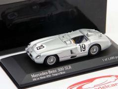 Fangio & Moss Mercedes 300 SLR 24h LeMans 1955 1:43 Minichamps