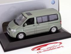 VW Volkswagen Multivan T5 fresco grøn metalliske 1:43 Minichamps