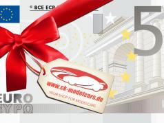5 Euro kupon