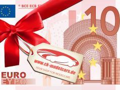 10 Euro Cedola