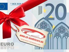 20 Euro Cedola