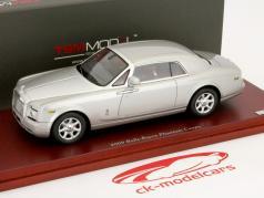 Rolls Royce Phantom Coupe construído em 2009 prata 1:43 TrueScale