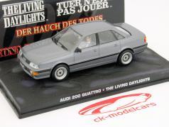 Audi 200 Quattro Car James Bond movie The Living Daylights gray 1:43 Ixo