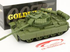 Tank T-55 James Bond movie Goldeneye Car 1:43 Ixo
