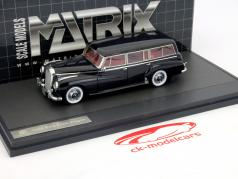 Mercedes-Benz Binz 300c Wagon 1:43 black matrix