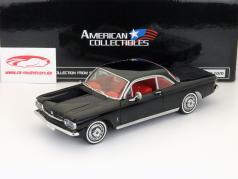 Chevrolet Corvair Coupe Baujahr 1963 schwarz 1:18 SunStar