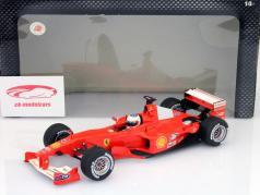 Rubens Barrichello Ferrari F1-2000 #4 Formula 1 2000 1:18 HotWheels