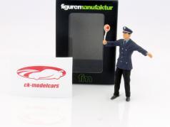 Policier Figure 1:18 FigurenManufaktur